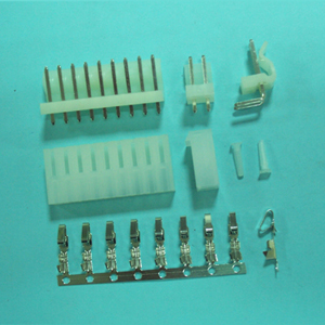 "0.156""(3.96mm) Pitch Single Row Headers - Wafer Connector"